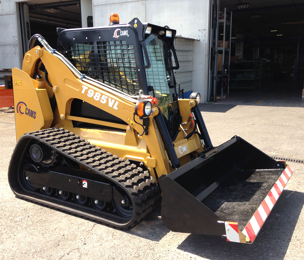 CAMS MACCHINE S.p.A. escavatori skid loader Skid_Loaders_CAMS_GROUP