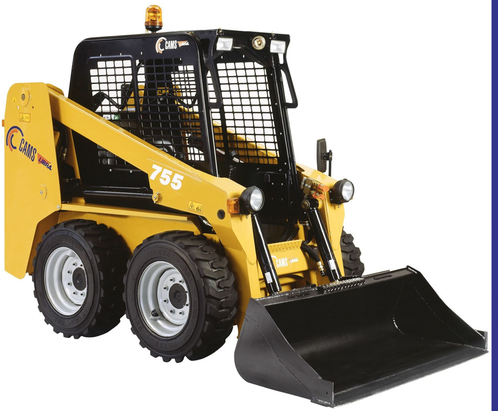 Skid Loader 755 - CAMS GROUP